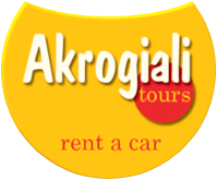 Akrogiali rent a car naxos logo