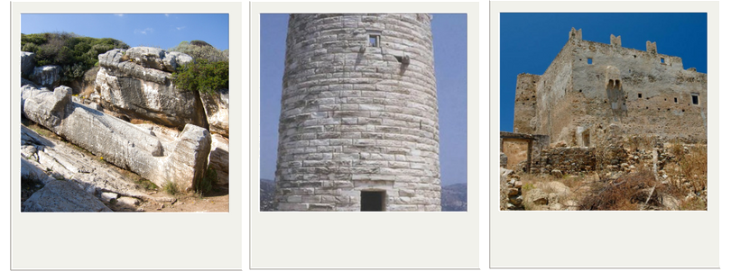 Castles Rent a Car Naxos