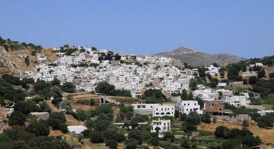 Landscape Rent a Car Naxos